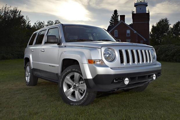 Nice 2012 Jeep Patriot: Used Car Review Featured Image Large Thumb0