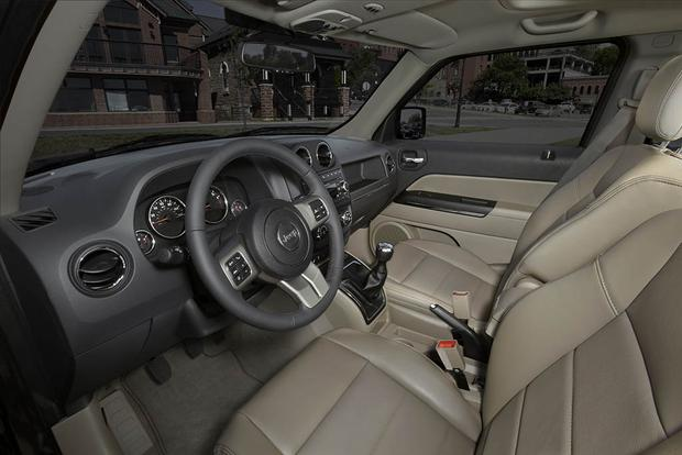 2012 Jeep Patriot: Used Car Review featured image large thumb3