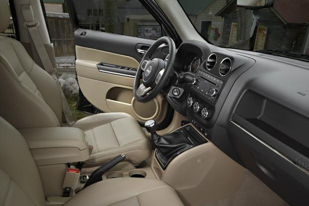2013 Jeep Patriot: Used Car Review featured image large thumb4