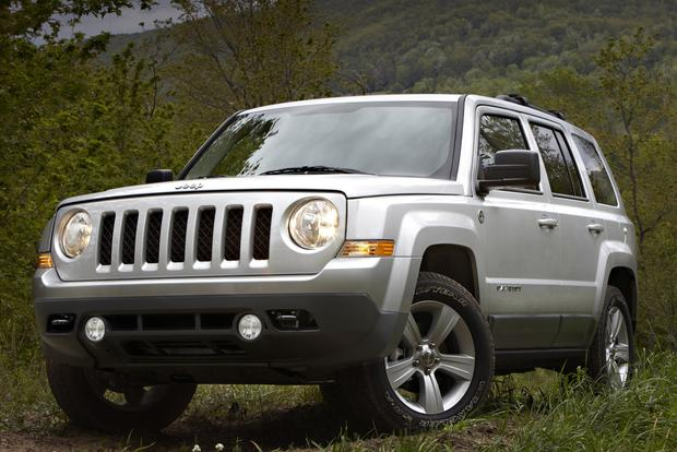 2013 Jeep Patriot: OEM Image Gallery