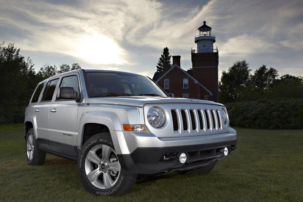 2013 Jeep Patriot: New Car Review featured image large thumb1