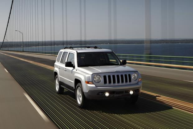2013 Jeep Patriot: Used Car Review featured image large thumb2