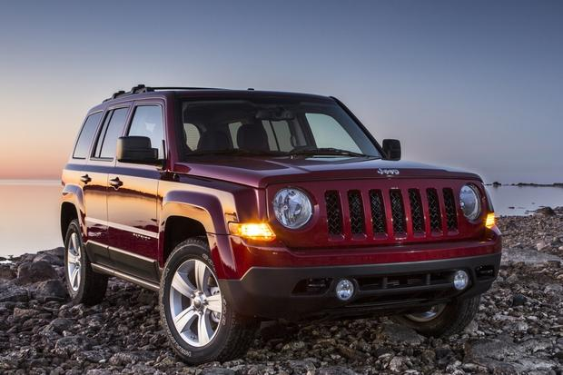 Marvelous 2014 Jeep Patriot: Used Car Review Featured Image Large Thumb0