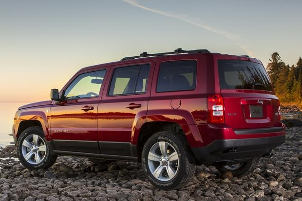 2014 Jeep Patriot: Used Car Review Featured Image Large Thumb2