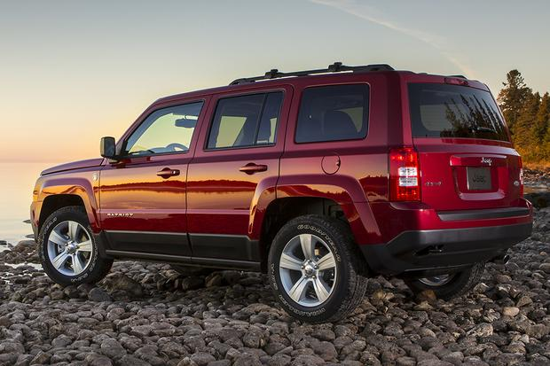 2015 jeep patriot new car review autotrader. Black Bedroom Furniture Sets. Home Design Ideas