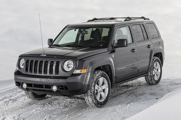 2015 Jeep Patriot: New Car Review Featured Image Large Thumb3