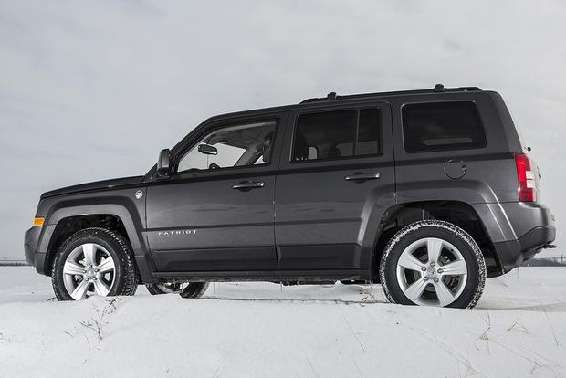 2015 Jeep Patriot: New Car Review - Autotrader