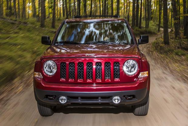 2016 Jeep Patriot: New Car Review featured image large thumb1