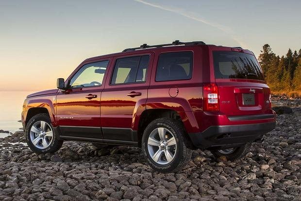 2016 Jeep Patriot: New Car Review featured image large thumb2