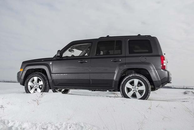 2016 Jeep Patriot: New Car Review featured image large thumb3