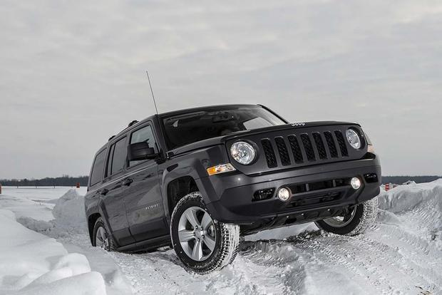 2016 Jeep Patriot: New Car Review featured image large thumb5