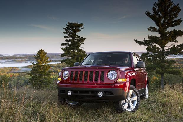 2017 Jeep Patriot: New Car Review featured image large thumb0