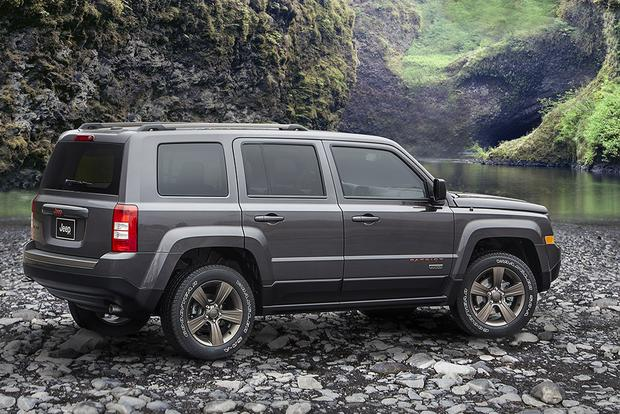 2017 Jeep Patriot: New Car Review featured image large thumb1