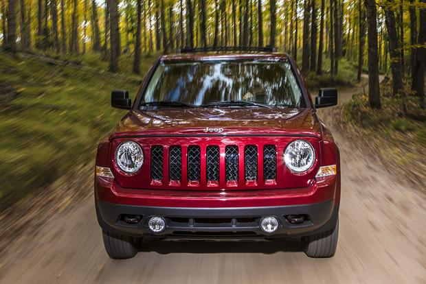 2017 Jeep Patriot: New Car Review featured image large thumb2