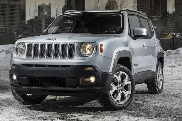 2015 jeep renegade first drive review autotrader. Black Bedroom Furniture Sets. Home Design Ideas