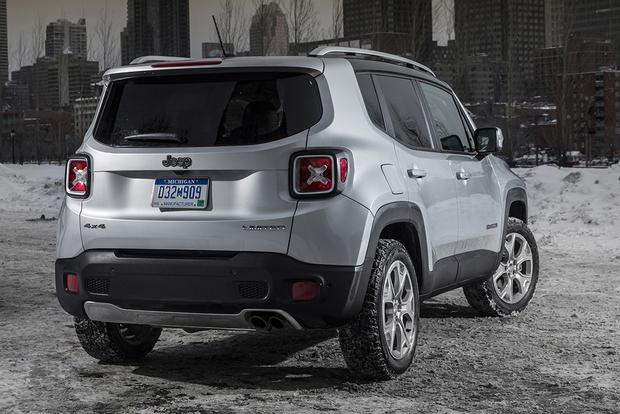 2016 Jeep Renegade vs. 2016 Mini Countryman: Which Is ...