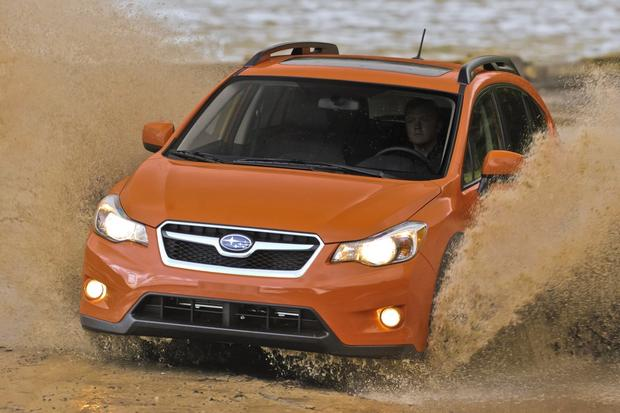 2016 Jeep Renegade vs. 2016 Subaru Crosstrek: Which Is Better?
