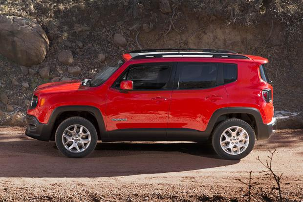 2017 Jeep Renegade: New Car Review - Autotrader