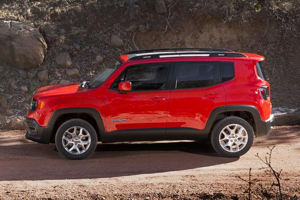 2018 Jeep Renegade: New Car Review featured image large thumb2