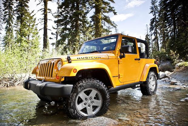 Captivating 2012 Jeep Wrangler: Used Car Review Featured Image Large Thumb0