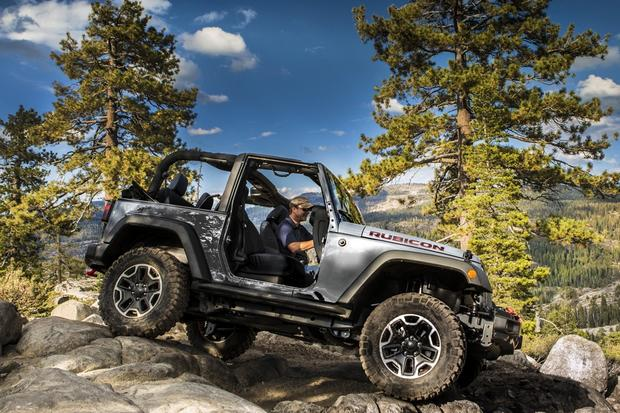 The Jeep Wrangler Is a Car Manufacturer's Dream Car