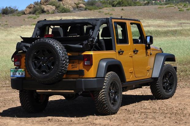 2014 Jeep Wrangler: Used Car Review featured image large thumb1