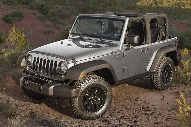 2015 Jeep Wrangler: New Car Review featured image large thumb0