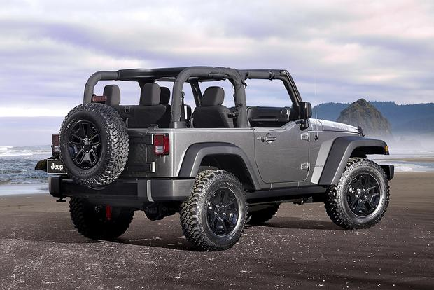 2015 jeep wrangler new car review autotrader. Black Bedroom Furniture Sets. Home Design Ideas