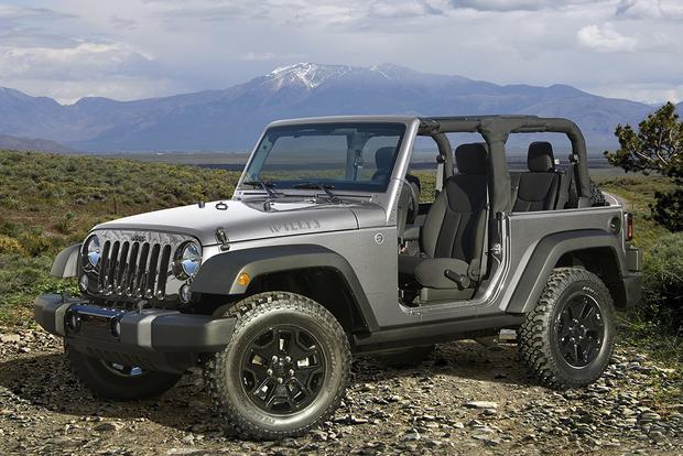 2015 Jeep Wrangler: New Car Review featured image large thumb2