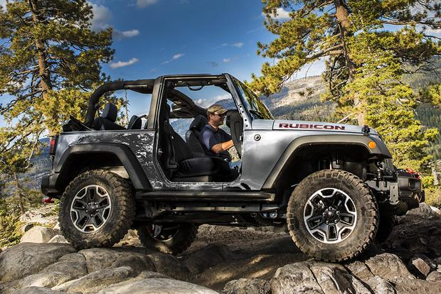 2015 Jeep Wrangler: New Car Review featured image large thumb3