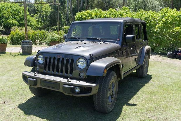 2016 Jeep Wrangler 75th Anniversary Edition: Real World Review