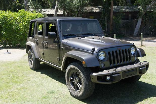 2016 Jeep Wrangler 75th Anniversary Edition Real World Review