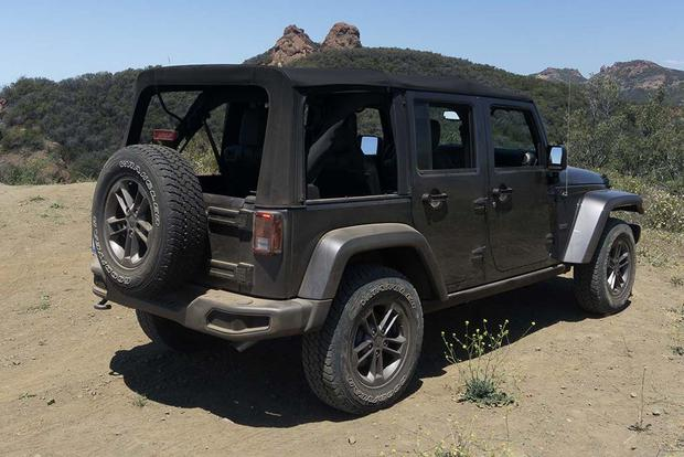 2016 Jeep Wrangler 75th Anniversary Edition Real World Review Featured Image Large Thumb6