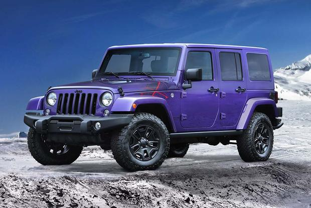 2017 Jeep Wrangler: New Car Review featured image large thumb4