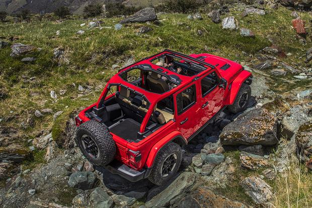 2018 Jeep Wrangler: First Drive Review featured image large thumb2