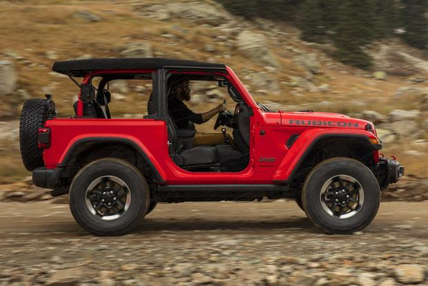 2018 Jeep Wrangler: First Drive Review featured image large thumb6