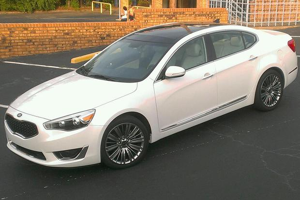 2014 Kia Cadenza: The End of the Road featured image large thumb6