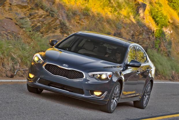 2014 Kia Cadenza: New Car Review featured image large thumb1