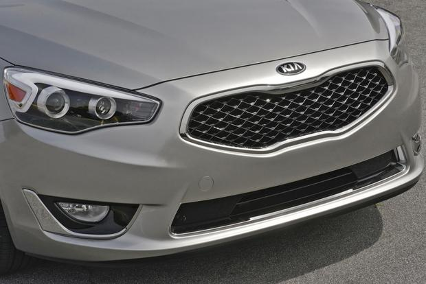 2014 Kia Cadenza: New Car Review featured image large thumb14