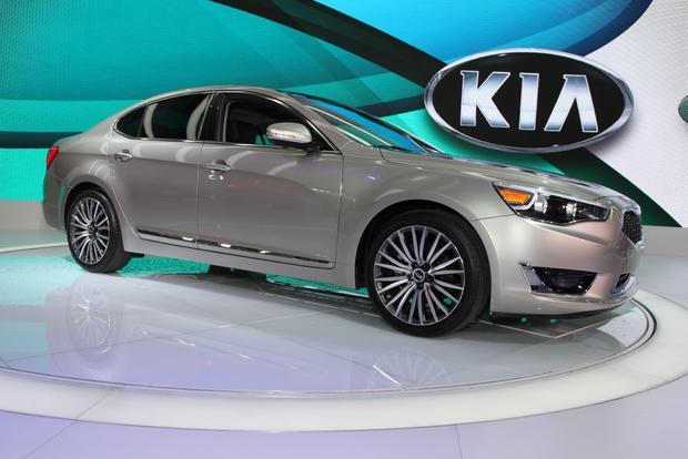2014 Kia Cadenza Premium Sedan: Detroit Auto Show featured image large thumb1