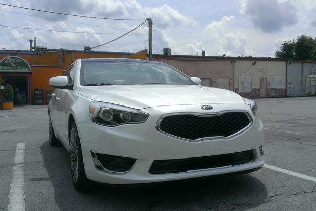 2014 Kia Cadenza: The End of the Road featured image large thumb2