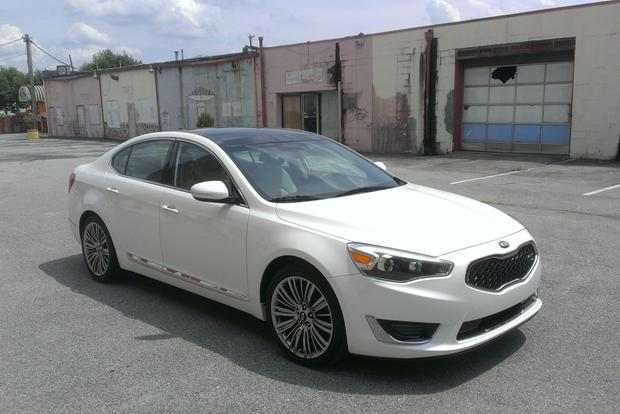 2014 Kia Cadenza: The End of the Road featured image large thumb3