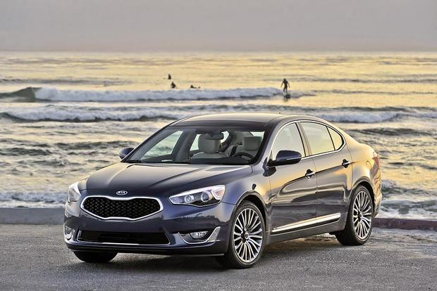 2016 Kia Cadenza New Car Review Featured Image Large Thumb0