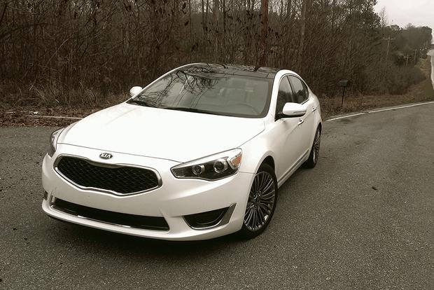 2014 Kia Cadenza: The End of the Road featured image large thumb10