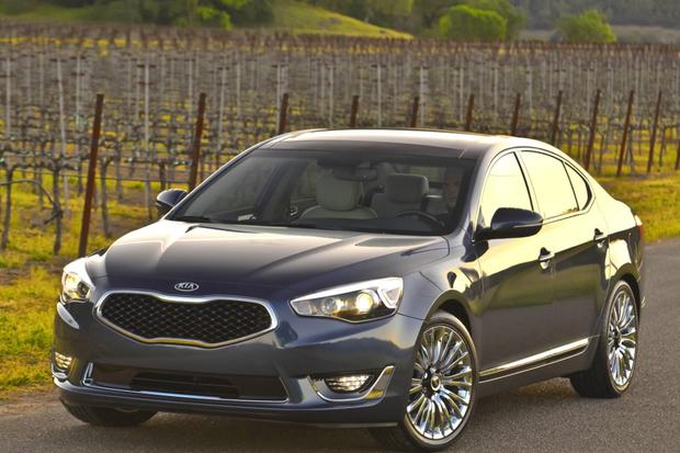 2014 Kia Cadenza: First Drive Review