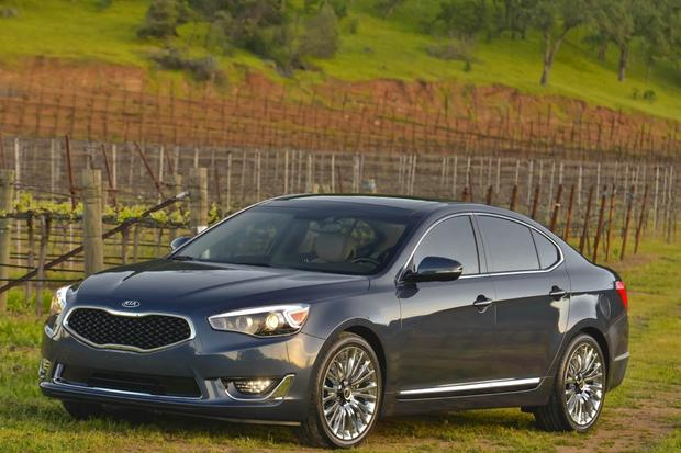 2014 Kia Cadenza: First Drive Review featured image large thumb1