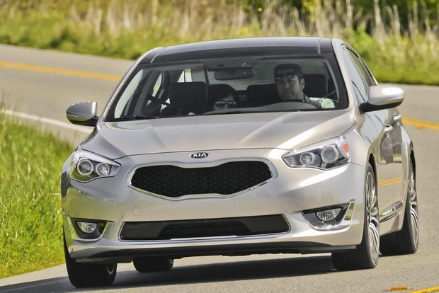 2014 Kia Cadenza: First Drive Review featured image large thumb3