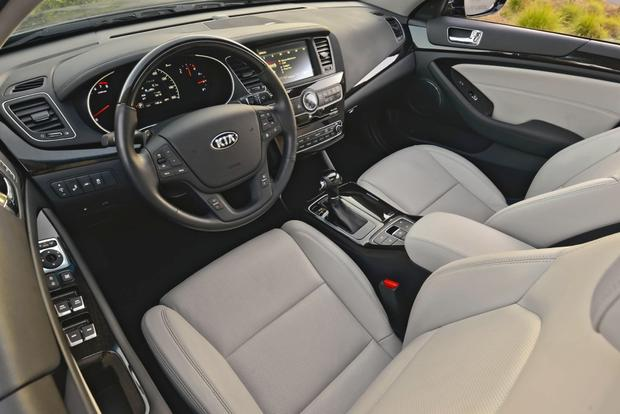 2014 Kia Cadenza: First Drive Review featured image large thumb2