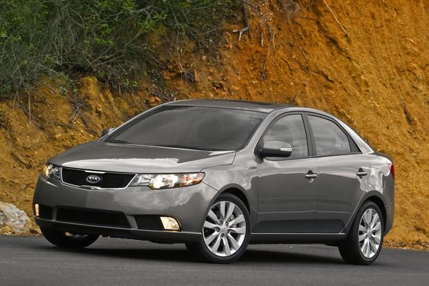 2013 Kia Forte: New Car Review