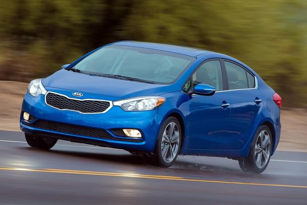 2014 Kia Forte Sedan: New Car Review